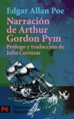 Portada del libro Narracion de Arthur Gordon Pym