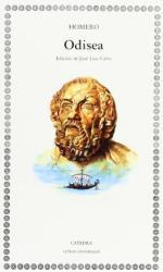 Portada del libro Odisea