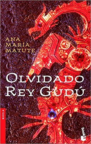 Portada del libro Olvidado rey Gudú