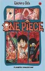 Portada del libro One Piece nº 50: De nuevo en la ruta