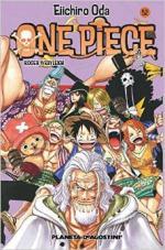 Portada del libro One Piece nº 52: Roger y Rayleigh