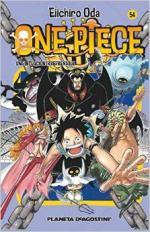 Portada del libro One Piece nº 54: Una situación irrefrenable