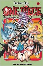 Portada del libro One Piece nº 55: Unos travestis en el infierno