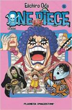 Portada del libro One Piece nº 56: Gracias