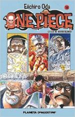 Portada del libro One Piece nº 58: La era de Barbablanca