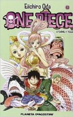Portada del libro One Piece nº 63: Otohime y Tiger