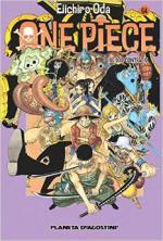 Portada del libro One Piece nº 64: 100.000 contra 10