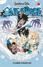 Portada del libro One Piece nº 68: La alianza pirata