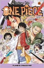 Portada del libro One Piece nº 69: S.A.D.