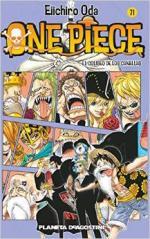 Portada del libro One Piece nº 71: El coliseo de los canallas