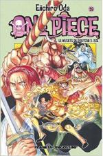 Portada del libro One Piece nº 59: La muerte de Portgas D. Ace