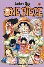 Portada del libro One Piece nº 60: Mi hermano