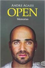 Portada del libro Open: Mi historia