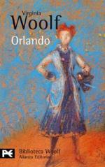 Portada del libro Orlando
