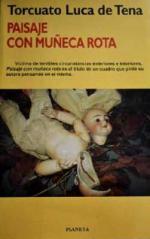Portada del libro Paisaje con muñeca rota
