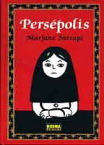 Portada del libro Persépolis integral