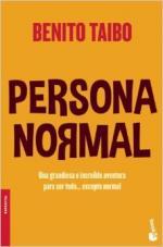 Portada del libro Persona normal