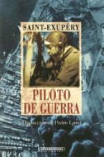 Portada del libro Piloto de guerra