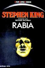 Portada del libro Rabia