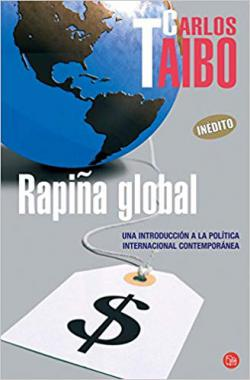 Portada del libro Rapiña global