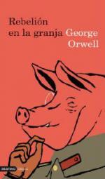 Portada del libro Rebelión en la granja