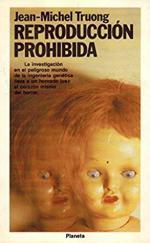 Portada del libro Reproducción prohibida