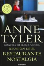 Portada del libro Reunión en el restaurante nostalgia