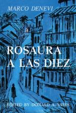 Portada del libro Rosaura a las diez