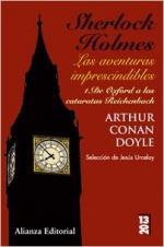 Portada del libro Sherlock Holmes: Las aventuras imprescindibles 1