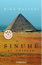 Portada del libro Sinuhé, el egipcio