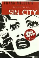 Portada del libro Sin City 02: Mataría por ella