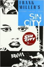 Portada del libro Sin City 06: Alcohol, chicas y balas