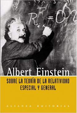 Portada del libro Sobre la teoria de la relatividad especial y general Editori