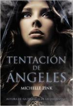 Portada del libro Tentación de ángeles