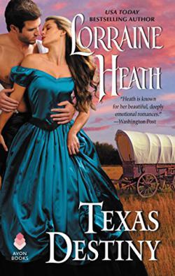 Portada del libro Texas Destiny (Trilogía Texas 1)