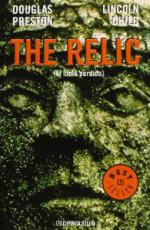 Portada del libro The Relic. El ídolo perdido (Agente Pendergast 1)