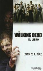 Portada del libro The walking dead. El libro