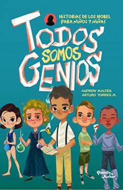 Portada del libro Todos somos genios