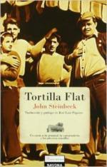Portada del libro Tortilla Flat