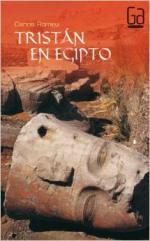Portada del libro Tristán en Egipto
