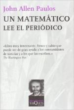 Portada del libro Un matemático lee el periódico