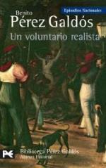 Portada del libro Un voluntario realista