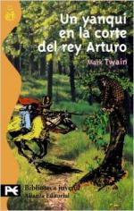 Portada del libro Un yanqui en la corte del rey Arturo