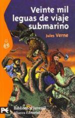 Portada del libro Veinte mil leguas de viaje submarino