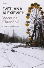Portada del libro Voces de Chernóbil