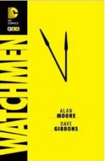 Portada del libro Watchmen