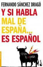 Portada del libro Y si habla mal de España... es español