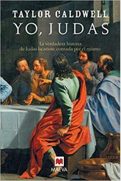 Portada del libro Yo, Judas