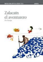Portada del libro Zalacaín el aventurero