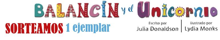 Sorteo - Balancín y el unicornio